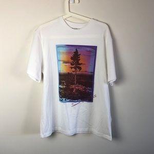 $395 Acne Studio White Men's T Shirt M